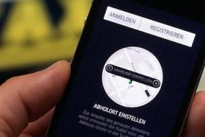 Австрия: Таксисты Вены против появления в городе Uber