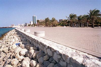 Бахрейн озаботился строительством набережной