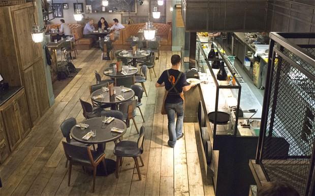 Великобритания: Рестораны Лондона не могут похвастаться чистотой