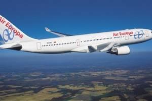 Испания: Air Europa предлагает роскошные тарифы, желая привлечь пассажиров