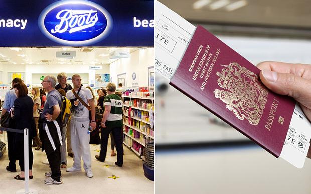 Великобритания: Магазины в аэропортах присваивают НДС