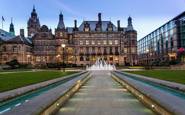 Великобритания: Шеффилд — самое недорогое место для отдыха в Британии