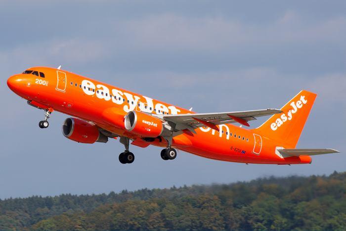 Великобритания: easyJet закрывает маршрут Лондон – Москва
