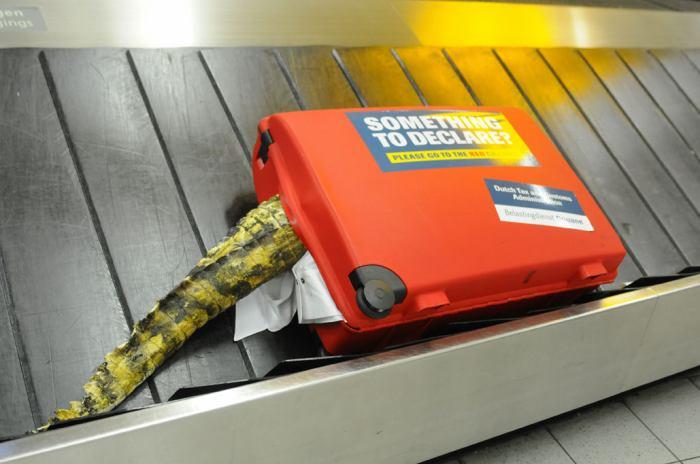 Австралия: Реклама — лучший способ избежать багажных сборов?
