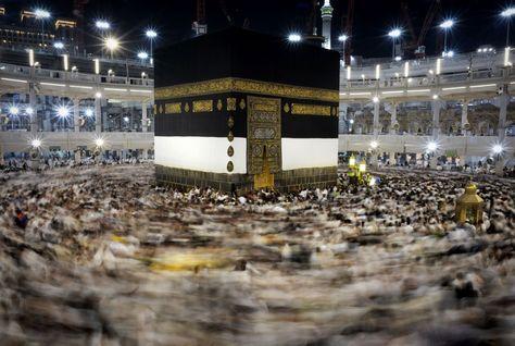 Саудовская Аравия планирует утроить количество туристов, который смогут посещать Великую Мечеть Мекки