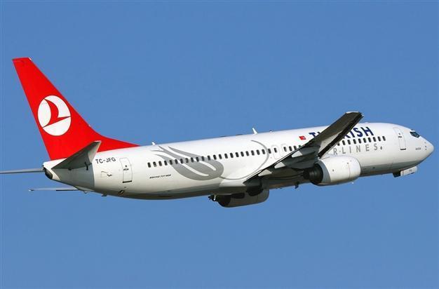 Турция: Turkish Airlines перевезла 46.5 млн пассажиров