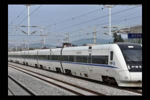 Китай: На Хайнане тестируют скоростную железную дорогу