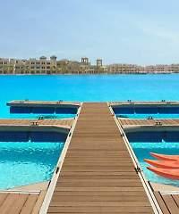 Египет: Crystal Lagoons Corp. построит в Шарм-эль-Шейхе гигантскую лагуну