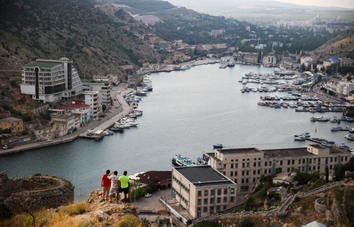 Австралия открывает Крым