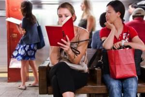 Домодедово: прочитал – отдай другому