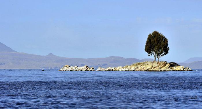 Боливия лишилась озера Поопо