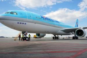 Korean Air: новые тарифы, скидки  и лотерея