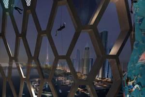 ОАЭ: В Дубае построят башню для экстремалов