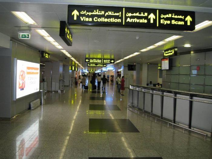 ОАЭ: За право вылететь из Шарджи придётся заплатить 650 рублей
