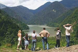 Спрос на Абхазию вырос в пять раз