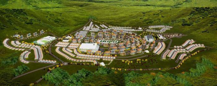 Босния и Герцеговина: Туристический город построят под Трново