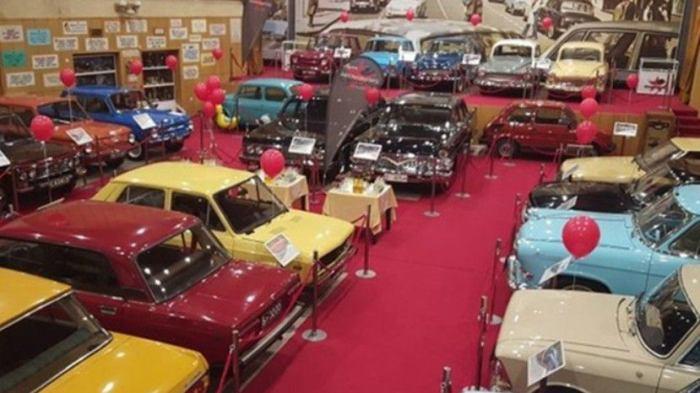 Болгария открыла музей социалистических авто