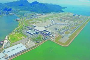 Гонконг построит в аэропорту «Небесный город»