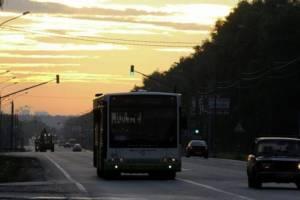 Россия: Санкт-Петербург запускает ночные автобусы