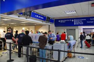 США могут запретить провоз ноутбуков на рейсах из Европы