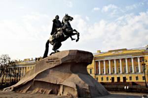 «Медный всадник» вошел в мировой рейтинг необычных скульптур