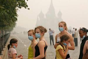 Предстоящая жара негативно отразится на нервной системе москвичей