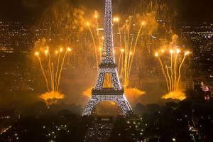 La Fête Nationale: как гуляет Париж на 14 июля