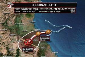 Карибы провожают Ирму и встречают Катю