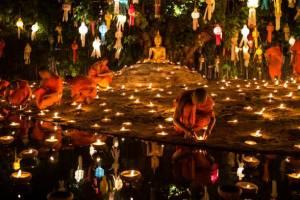 В Таиланде завершается траур и начинаются праздники