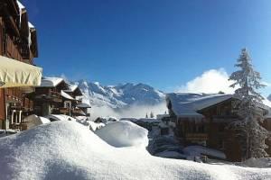 Ситуация на горнолыжных курортах в Альпах после природного коллапса, Туристам Коломны, Франция Норвегия Италия Достопримечательности горнолыжный курорт
