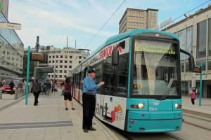 Общественный транспорт Германии может стать бесплатным