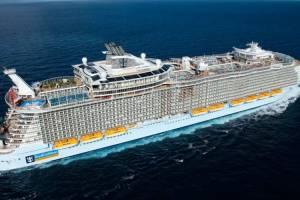 Сколько стоят круизы на самом большом лайнере в мире?