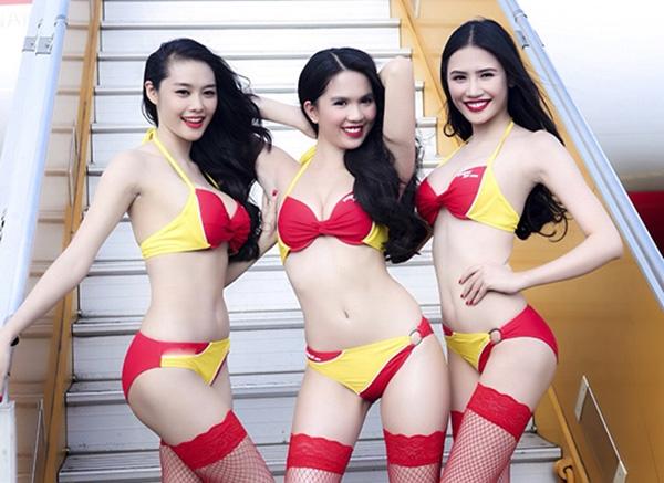 «Бикини Эйрлайнс» будет летать из Вьетнама в Индию