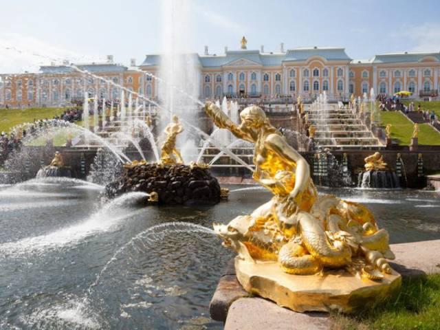Фонтаны в Петергофе заработают в конце апреля, Туристам Коломны, Путешествие
