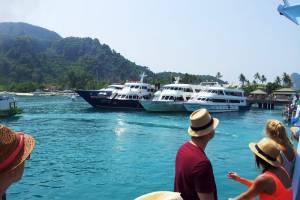 На пляжи Краби и остров Ланту можно будет добраться на пароме с Пхукета
