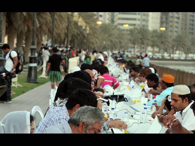 Никто не будет обижен в Дубае во время Рамадана, Туристам Коломны, Эмираты Путешествие