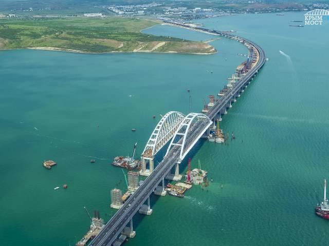 Объявлена точная дата открытия Крымского моста, Туристам Коломны, Россия Путешествие