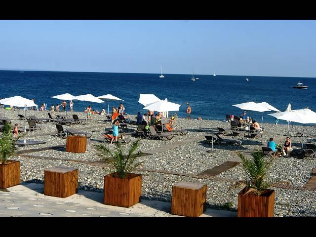 6 пляжей Сочи получили «Голубые флаги» за чистоту, Туристам Коломны, Франция турфирмы Сочи Италия Испания Греция