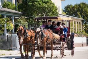 В Барселоне туристы на лошадях объявлены вне закона