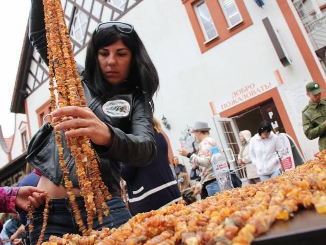 Дождь из янтаря пройдет в выходные в Светлогорске, Туристам Коломны, фестиваль Путешествие автобус