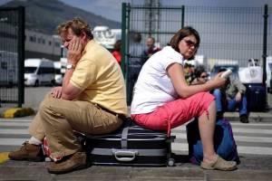 «Интурист» оставил без отдыха сотни петербуржцев