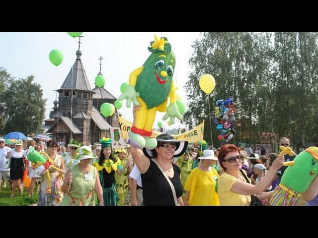 Во Владимирской области пройдут огуречные выборы и гадания, Туристам Коломны, фестиваль Отдых
