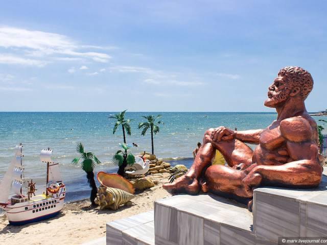 Министр Крыма раскрыл секрет популярности курорта в этом сезоне, Туристам Коломны, Отпуск
