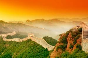 Четыре туриста смогут переночевать на Великой Китайской стене