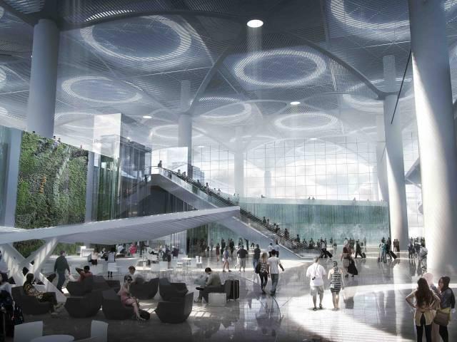 Назначена дата открытия нового стамбульского аэропорта, Туристам Коломны, Туризм аэропорт Америка