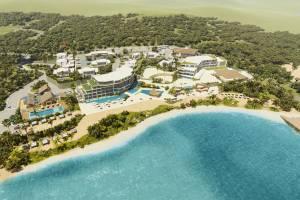 В Доминикане строят новый грандиозный курорт Perla del Sur