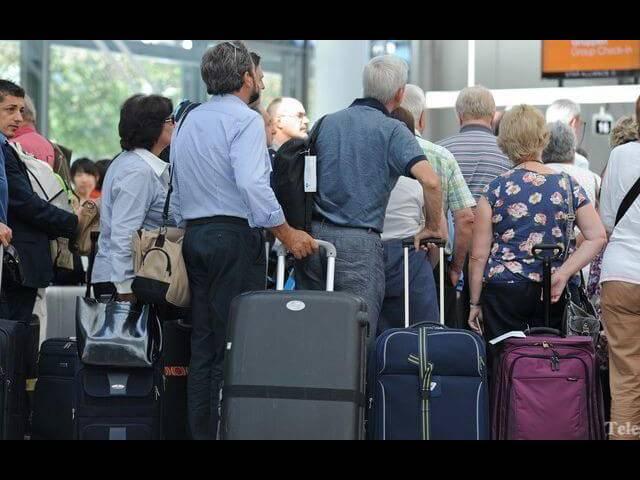Что везут иностранцы из России и за что возвращают деньги, Туристам Коломны, Россия Путешествие ОАЭ Германия Великобритания аэропорт