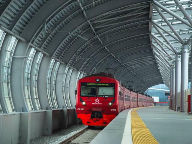 В «Домодедово» строят четырехэтажный терминал для поездов, Туристам Коломны, виза аэропорт
