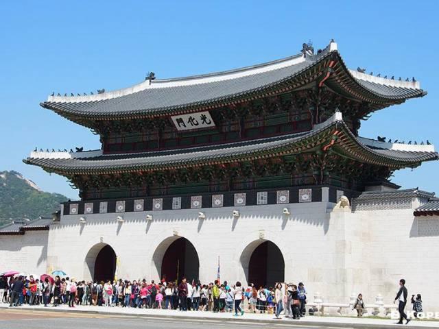 В Сеуле на Чхусок станут бесплатными дворцы и музеи, Туристам Коломны, Национальный музей музей виза Аэрофлот