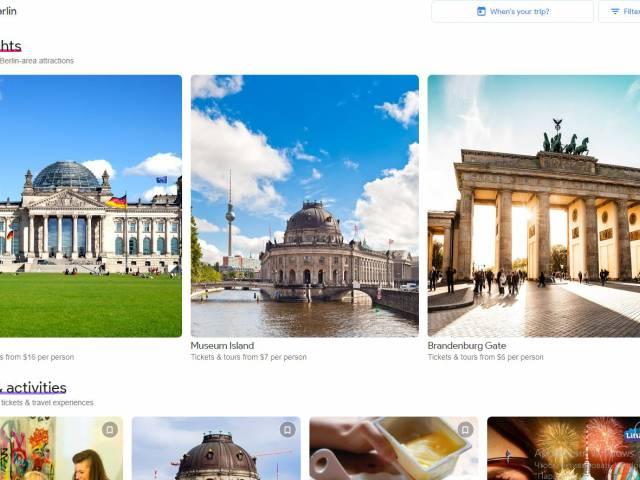 Запущен новый путеводитель от Google для ленивых туристов, Туристам Коломны, стоит ли ехать Мадрид Лондон